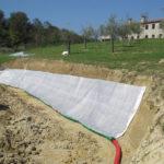 Progettazione e DD.LL. di drenaggi per il consolidamento dei versanti